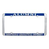 Alumni License Plate Frame-