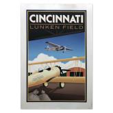 Cincinnati Luken Field 18x36 Poster-