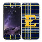 iPhone 6 Skin-E w/ Tartan Pattern
