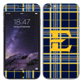 iPhone 6 Plus Skin-E w/ Tartan Pattern