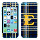 iPhone 5c Skin-E w/ Tartan Pattern