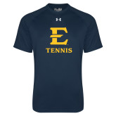 Under Armour Navy Tech Tee-E Tennis