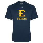 Under Armour Navy Tech Tee-E Tennis