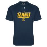 Under Armour Navy Tech Tee-Tennis Arrow
