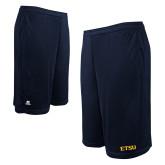 Russell Performance Navy 10 Inch Short w/Pockets-ETSU