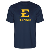 Performance Navy Tee-E Tennis