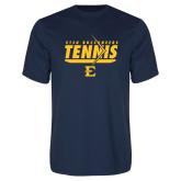 Syntrel Performance Navy Tee-Tennis Arrow