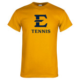 Gold T Shirt-E Tennis