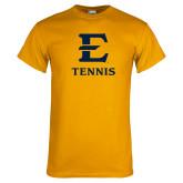 Gold T Shirt-E Tennis