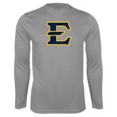 Syntrel Performance Steel Longsleeve Shirt-E - Offical Logo