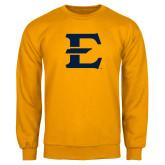 Gold Fleece Crew-E - Offical Logo