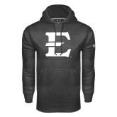 Under Armour Carbon Performance Sweats Team Hoodie-E - Offical Logo
