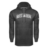 Under Armour Carbon Performance Sweats Team Hoodie-Arched East Tennessee University Buccaneers