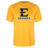 Performance Gold Tee-Grandpa