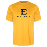 Performance Gold Tee-E Football