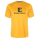 Performance Gold Tee-E Basketball