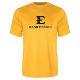 Syntrel Performance Gold Tee-E Basketball