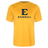 Performance Gold Tee-E Baseball