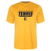 Performance Gold Tee-Tennis Arrow