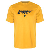 Performance Gold Tee-East Tennessee Tough State
