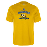 Syntrel Performance Gold Tee-2017 Southern Conference Championship - Mens Golf