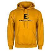 Gold Fleece Hoodie-E Basketball