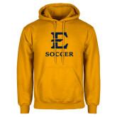 Gold Fleece Hoodie-E Soccer