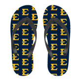 Full Color Flip Flops-E - Offical Logo