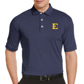 Callaway Tonal Navy Polo-E - Offical Logo