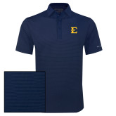 Columbia Navy Omni Wick Sunday Golf Polo-E - Offical Logo