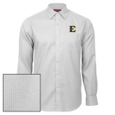 Red House White Diamond Dobby Long Sleeve Shirt-E - Offical Logo