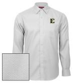 Red House White Diamond Dobby Long Sleeve Shirt-E - Offical Logo