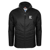 Columbia Mighty LITE Black Jacket-E - Offical Logo