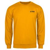 Gold Fleece Crew-ETSU