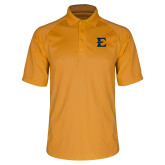 Gold Dri Mesh Pro Polo-E - Offical Logo