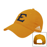 Adidas Gold Slouch Unstructured Low Profile Hat-E - Offical Logo