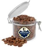 Almond Bliss Round Canister-E - Offical Logo