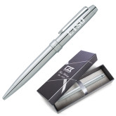 Cutter & Buck Brogue Ballpoint Pen w/Blue Ink-ETSU Engrave