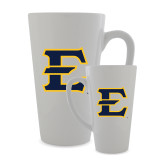 Full Color Latte Mug 17oz-E - Offical Logo