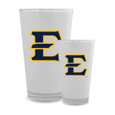 Full Color Glass 17oz-E - Offical Logo