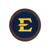 Round Coaster Frame w/Insert-E - Offical Logo