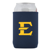 Collapsible Navy Can Holder-E - Offical Logo