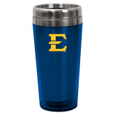 Solano Acrylic Blue Tumbler 16oz-E - Offical Logo