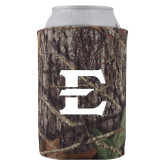 Collapsible Mossy Oak Camo Can Holder-E - Offical Logo