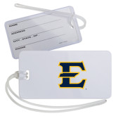 Luggage Tag-E - Offical Logo