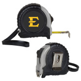 Journeyman Locking 10 Ft. Silver Tape Measure-E - Offical Logo