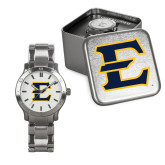 Mens Stainless Steel Fashion Watch-E - Offical Logo