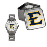 Ladies Stainless Steel Fashion Watch-E - Offical Logo