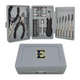 Compact 26 Piece Deluxe Tool Kit-E - Offical Logo