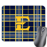 Full Color Mousepad-E w/ Tartan Pattern